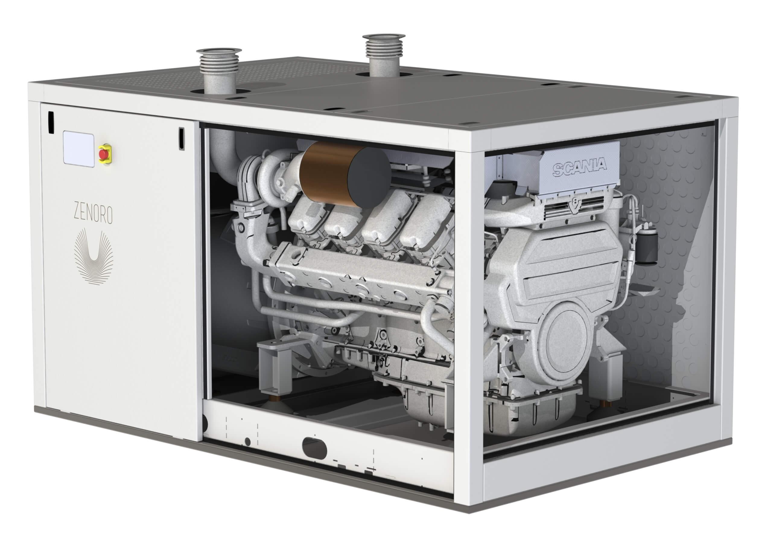 zenoro premium generators superyachts